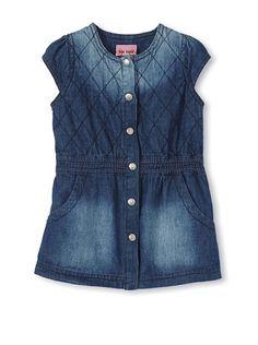 Ilse Mini Denim Spencer Dress