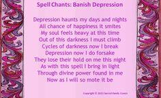 Banish Depression Chant