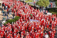The 2015 San Francisco Great Santa Run details — Event registration powered by Race Roster