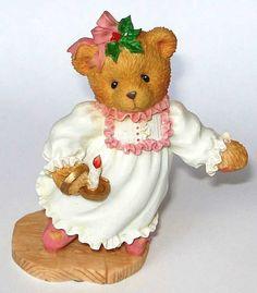 Heidi´s Cherished Teddies Galerie: NUTCRACKER SUITE 4er Set - Mouse King, Boy Price, Clara and Herr Drosselmeyer (272388)