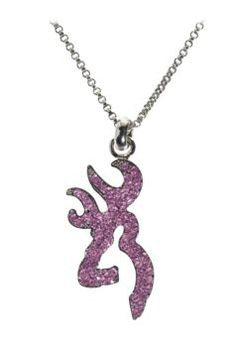 Buy the Browning Bling Buckmark Necklace and more quality Fishing, Hunting and Outdoor gear at Bass Pro Shops. Pink Bling, Pink Camo, Hunting Accessories, Jewelry Accessories, Horseshoe Necklace, Hunting Girls, Country Jewelry, Cowgirl Jewelry, Hunting Clothes