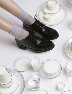 #shoes #black #oxford