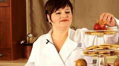 Holiday Cookie Baking - Chef Rachelle Boucher