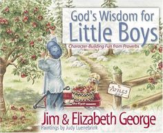 God's Wisdom for Little Boys: Character-Building Fun from Proverbs by Jim George,http://www.amazon.com/dp/0736908242/ref=cm_sw_r_pi_dp_AKc8sb051YPP22JZ