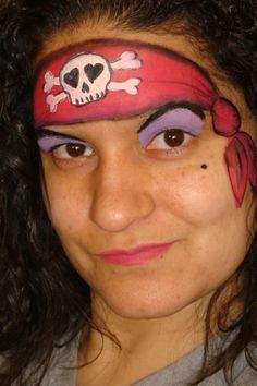Skull and crossbones for girls