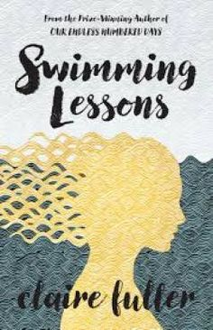 Book Review of Swimming Lessons by Claire Fuller - favorite books of 2017. Recommendations via MostlyBalanced.com