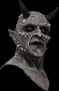 halloween mask gargoyle