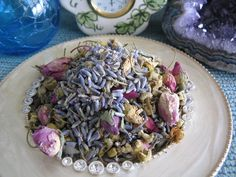NEW NATURAL DRIED LAVENDER, PETITE MINIATURE ROSE BUDS & CHAMOMILE POTPOURRI MIX in Home & Garden, Home Décor, Home Fragrances | eBay