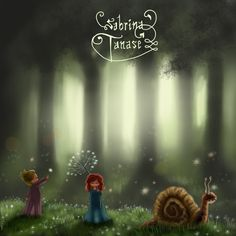 """From collection """" Children of the Wood """" by Sabrina Tanase"""