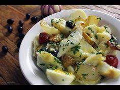 Salada de bacalhau - YouTube