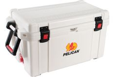 Pelican ProGear Cooler Description It is very possible that buyers will not ever need another cooler after purchasing the Pelican ProGear Cooler. This cooler is engineered to be tough with protecte...
