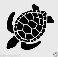 "turtle stencil | TURTLE STENCIL STENCILS TURTLES FLEXIBLE TEMPLATE CRAFT NEW 8"" X 10 ..."