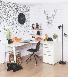 Studeren wat aangenamer maken? Het kan! Met #meubelen en #decoratie van @be_okay_youngliving kan je studeren in stijl 👌🏻👌🏻👌🏻 • Nieuwe collectie nu in de winkel! • • • #be_okay_youngliving #be_okay #decoratie #decoration #beokay #becool #besmart #interior #deco 🧡 Young Living, Office Desk, Concept, Design, Furniture, Home Decor, Modern, Desk Office, Decoration Home