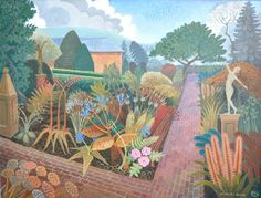 Ian Bliss - The Garden at Windly