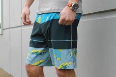 Men's Boardshorts at off everyday! Holiday Wear, Mens Boardshorts, Rip Curl, Essentials, Vacation, Denim, How To Wear, Women, Fashion