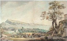 ZANTE . by Schranz Joseph,  c. 1803 Edward Lear, All Flowers, Joseph, Greece, Painting, Greece Country, Painting Art, Paintings, Painted Canvas