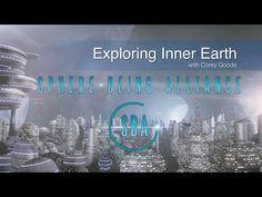 Hollow Earth vs Honeycomb Earth & Inner Earth Civilizations - Corey Goode - YouTube