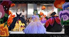 Alice in wonderland couture dress  | ... images from this show was the Flower Song from Alice in Wonderland