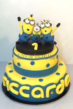minions cake                                                                                                                                                     More