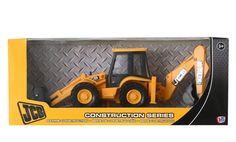 JCB Back Hoe Loader  1:32 construction series