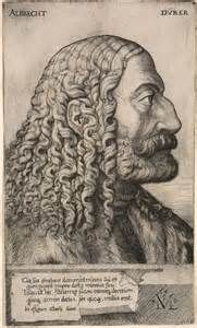 Melchior Lorch, Portrait of Albrecht Dürer, 1550 / (German ...