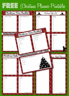 Organizing Your Christmas, Don't get behind {Organization Challenge Day 18}
