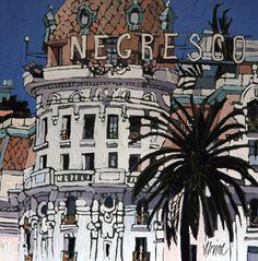 Hotel Negresco, Nice   Jennifer Irvine