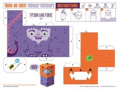 Blog_Paper_Toy_papertoys_TrickOrTreat_Frank_template_preview