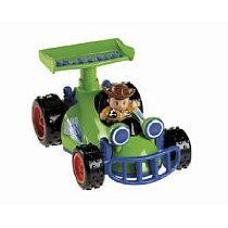 Fisher-Price Little People Disney's Toy Story RC and Woody