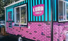 Euro Trash offers a staggering menu full of classic European street food dishes.
