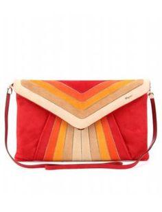 mytheresa.com - Salvatore Ferragamo - CLOUD SUEDE CLUTCH - Luxury Fashion for Women \  Designer clothing, shoes, bags