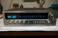 SANYO DCX 6000K -VINTAGE- Stereo Receiver (Rarität) | eBay