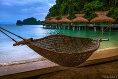 Palawan - Miniloc Island, Water Cottages | Flickr - Photo Sharing!