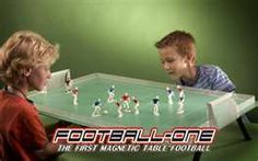Magnetic Football Game ~ currently still in my parent's attic!