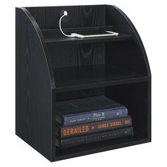 Convenience Concepts Desktop Organizer with Shelf - 121045CH