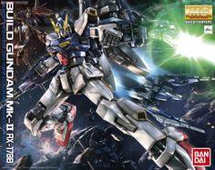 Build Gundam Mk-II (MG) (Gundam Model Kits) Package1