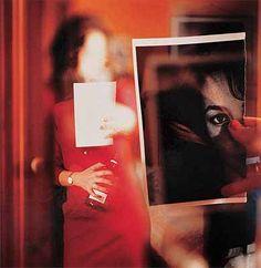 Distorted Vision (A) - John Hilliard -Conceptual Art, 1991 Photography Portfolio, Color Photography, Op Art, Lancaster, Distortion Photography, Art Analysis, Art Database, Creative Photos, Conceptual Art