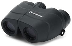 Celestron Cypress 8X25  binocular that features a multi-coated optics for enhanced contrast and BaK4 prisms provides good light transmission, excellent sharpness and clarity.