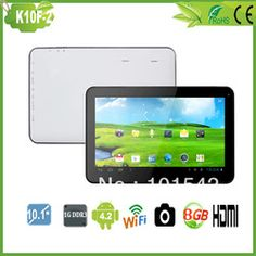 "Free shipping model K10F-2, 10""tablet pc ,Dual core MID"