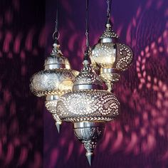 Moroccan Lamps~