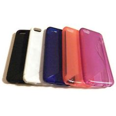 5-Pack-Gel-Case-for-Motorola-Moto-X-2014-S-Line