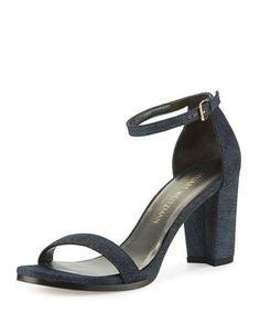 STUART WEITZMAN . #stuartweitzman #shoes #sandals