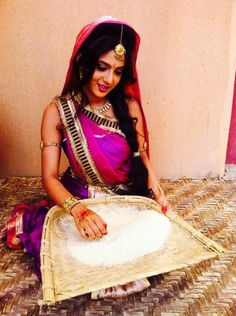 Vrushali, Karna's Wife