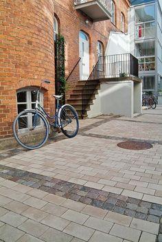 Utemiljøgrossisten as Helle Klassik Sidewalk, Traditional, Pavement, Curb Appeal