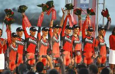 Primera Etapa - BMC Team - Ganador de la primera etapa