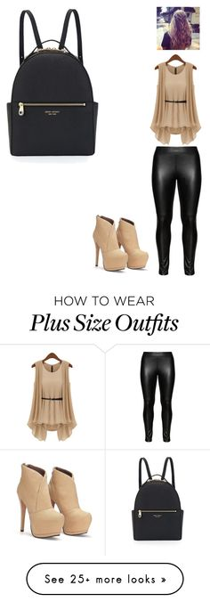 """""""Untitled #74"""" by ivamiksic on Polyvore featuring Studio, Henri Bendel, women's clothing, women, female, woman, misses and juniors"""