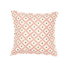Berry/Plum Weave Pillow - Pehr Designs - US
