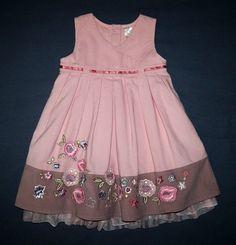 Next Feinkordkleid mit Tüll-Baumwolle Unterrock Farbe: rosa Gr. 86 12,00 €