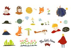 The Little Prince by hulena