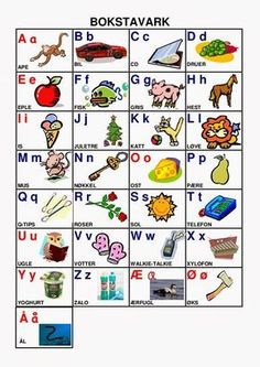 SKOLELYST: februar 2014 Learning Through Play, Kids Learning, Swedish Language, Baby Barn, Montessori Classroom, Cover Letter Template, Preschool Activities, Phonics, Kids And Parenting